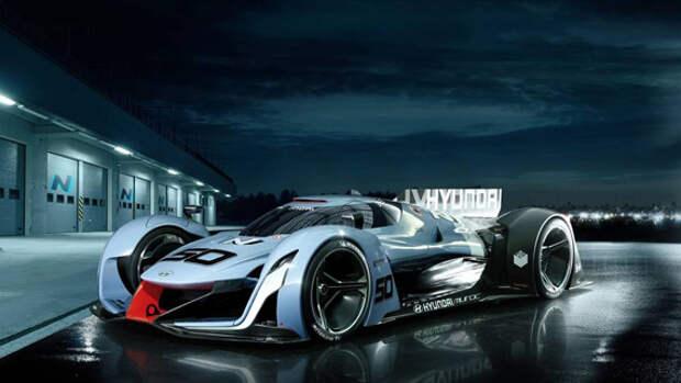 Спортивное подразделение Hyundai будет названо ... N