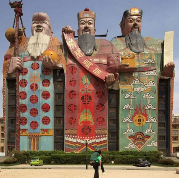 Странные и необычные достопримечательности Китая