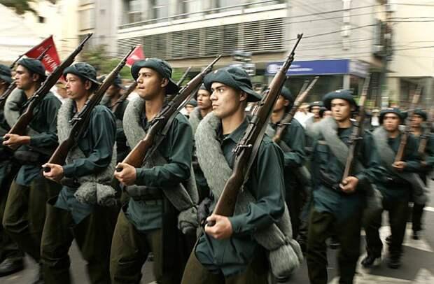 Русские против немцев в джунглях Южной Америки