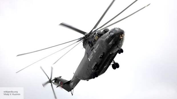 Sohu объяснило, чем российский гигант Ми-26 лучше «Геркулеса» из США
