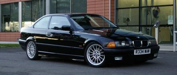 BMW E36 328i.