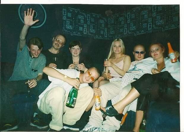 Русские рэперы 90-х