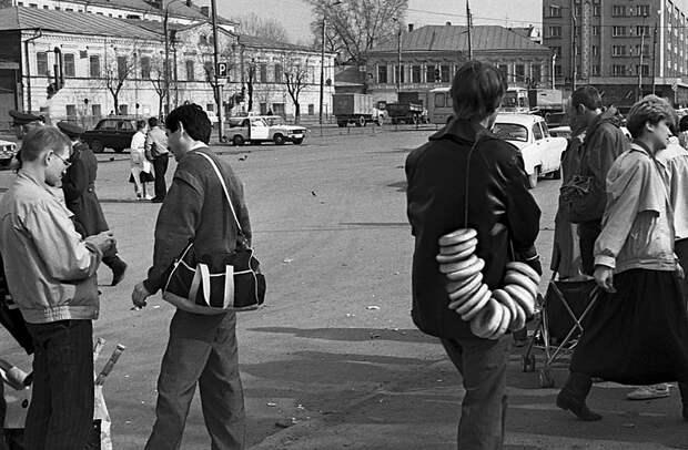 Фотограф Евгений Канаев: «Казань и казанцы в 90-е» 64