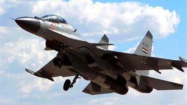 Iraqi Sukhoi fighter jets