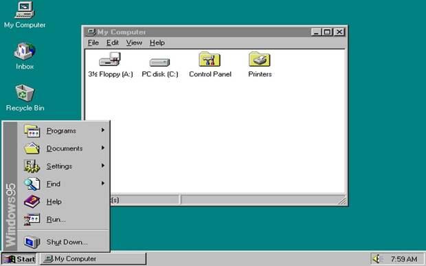История Windows. Эволюция операционной системы