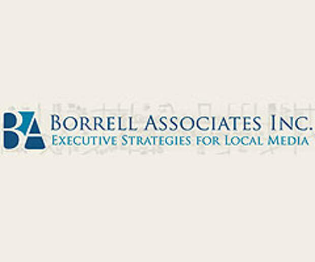Исследование Borrell: видео-реклама в Интернете стала прерогативой газет