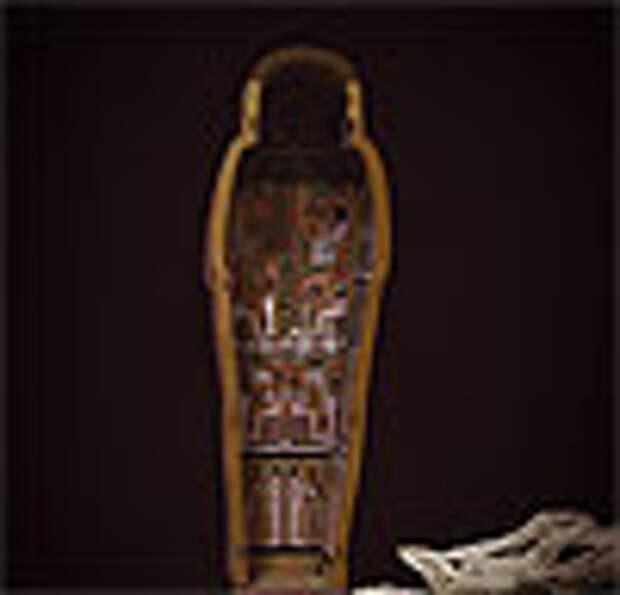Кофе для мумии