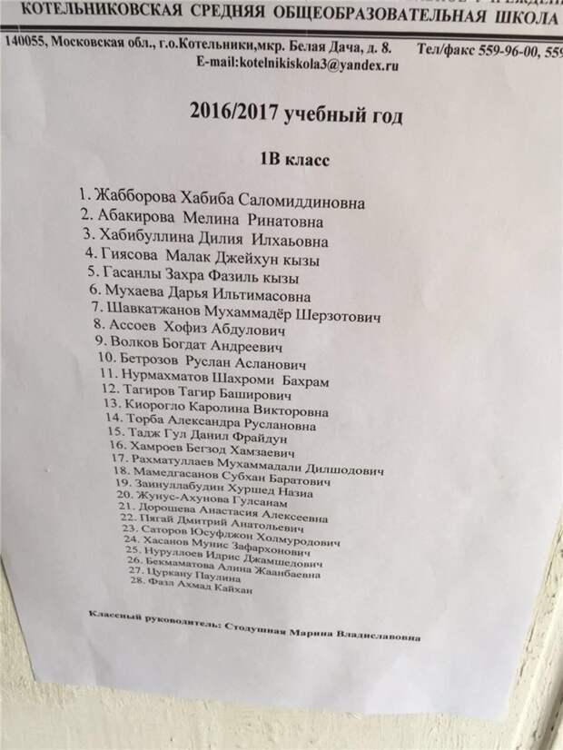 «Замазывание» «Русского креста»: требование Путина «рассадить детей мигрантов» как итог провала демографической политики