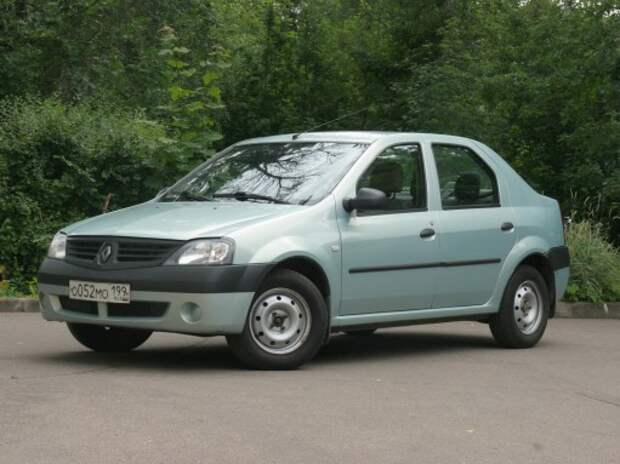 Аукцион. Сегодня на торгах – Renault Logan из парка ЗР!