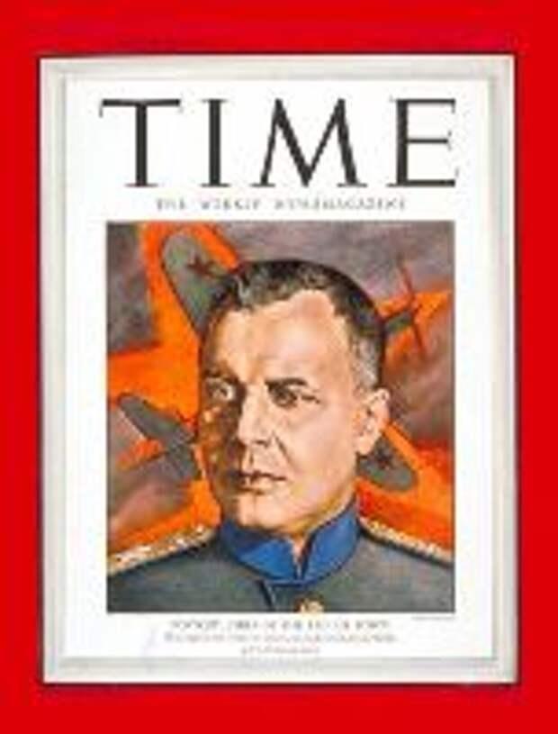 маршал Александр Новиков, советские полководцы, советская авиация, сталинские соколы