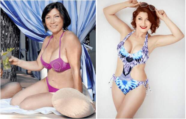 Как похудела Роза Сябитова: операции или диета?