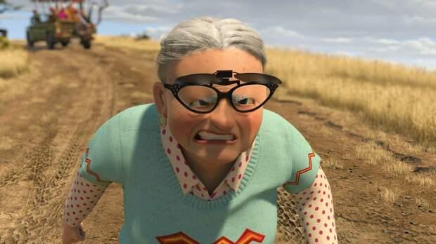 Я отказываюсь уважать старость, если она злая, токсичная и шлет в мой адрес проклятия
