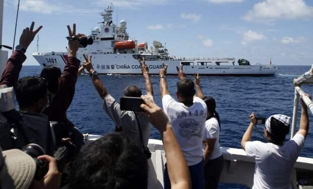 Госдеп: Китай в Южно-Китайском море поступает по образцу действий России на Украине