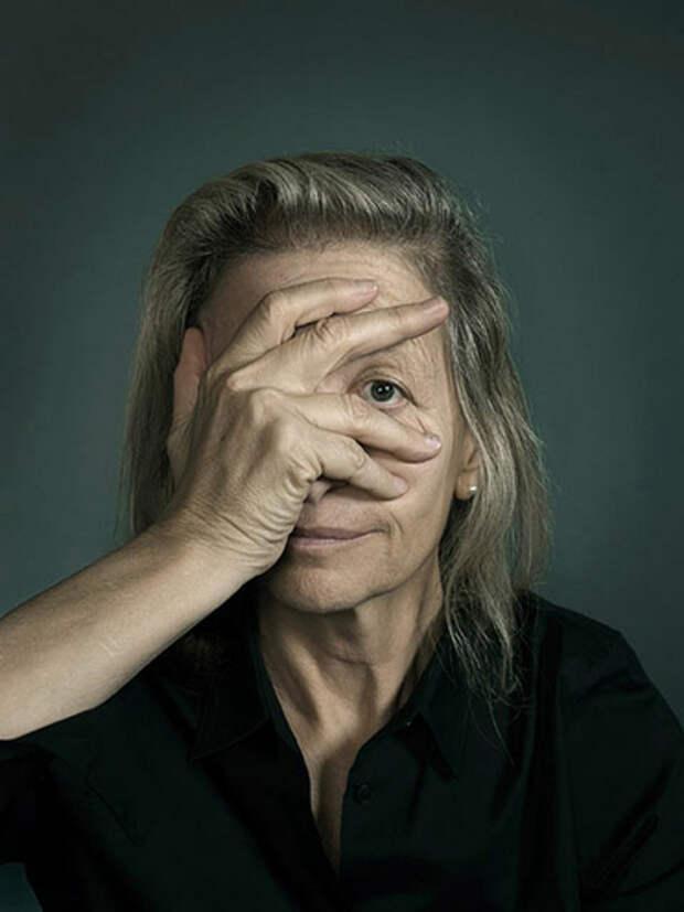 Энни Лейбовиц: жизнь внутри объектива