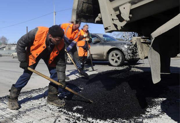 Финансирование дорог хотят урезать