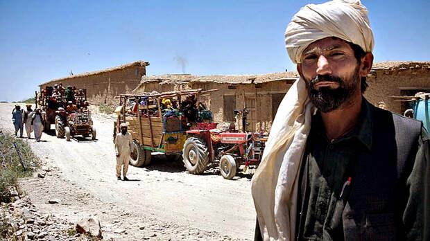 """Мордобой для американских гостей: Афганцы устроили """"Свадьбу в Малиновке"""""""