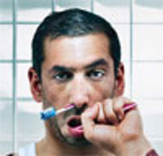 Зубная щетка для носа и ушей