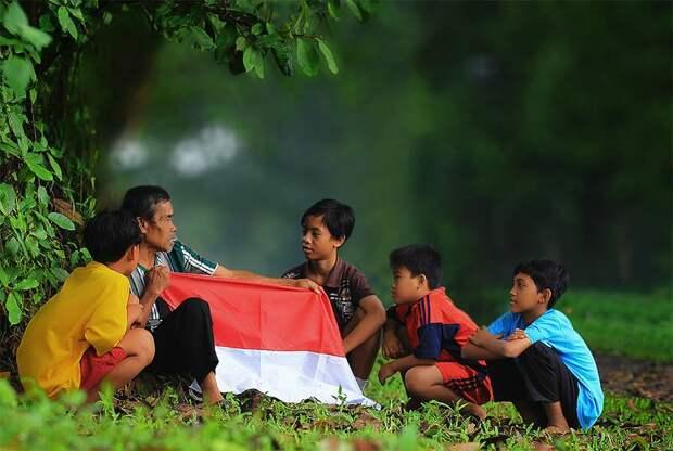 ФОТОВЫСТАВКА. Индонезия в работах Herman Damar