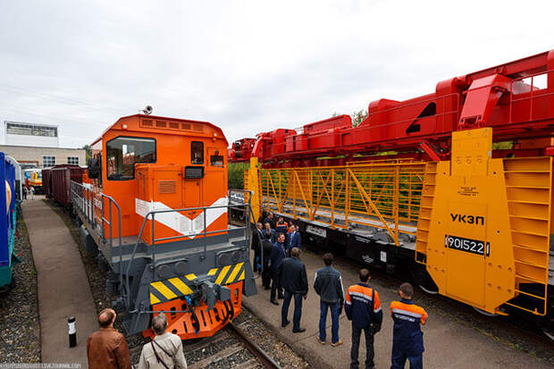 Как проходит железнодорожный салон «EXPO-1520»