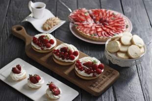Секрет вкусных тарталеток и печенья. Как приготовить песочное тесто?