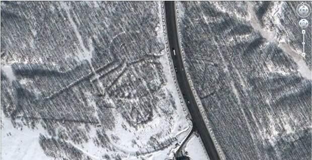 Выяснилось происхождение загадочных геоглифов в Приморье