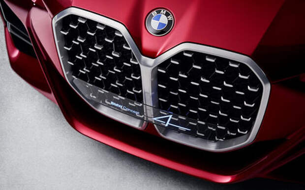 BMW защищает новый дизайн — будет продолжать в том же духе
