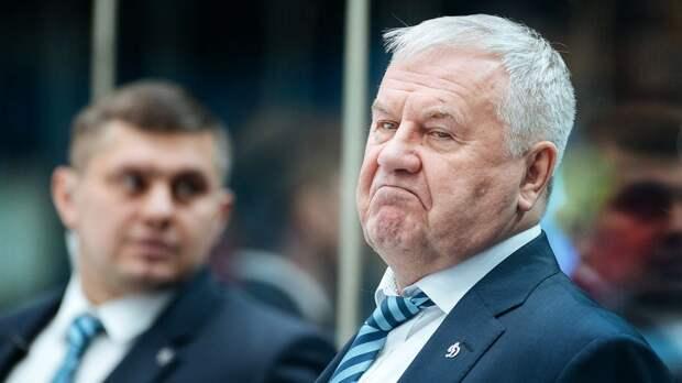 Крикунов подтвердил, что останется в «Динамо» в роли консультанта: «Буду работать по всей системе клуба»
