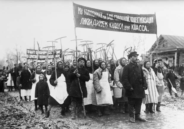 История о поездке Сталина в Сибирь
