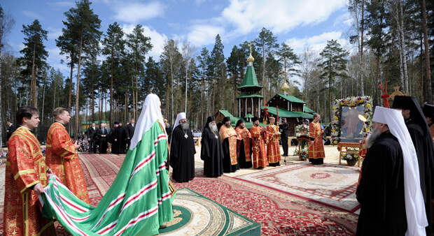 Патриарх Кирилл с 13 по 17 июля возглавит «Царские дни» в Екатеринбурге