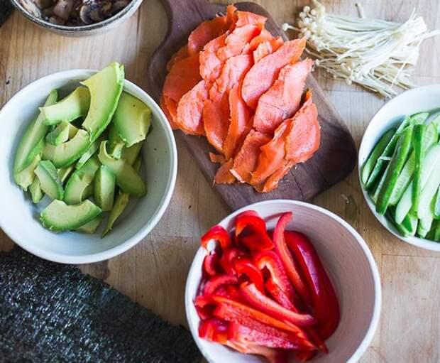 Горячие роллы: рецепты приготовления в домашних условиях