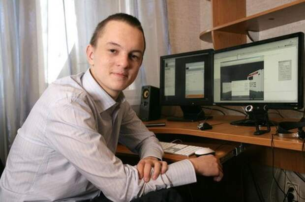 7. Андрей Терновский (22), чат для общения Chatroulette люди, миллионер, россия