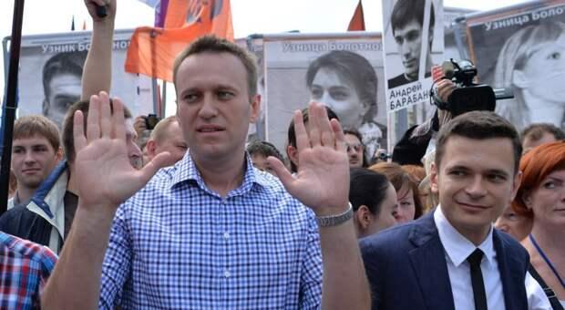 Навальный и Яшин передали более 50 тысяч евро на лечение украинских нацистов