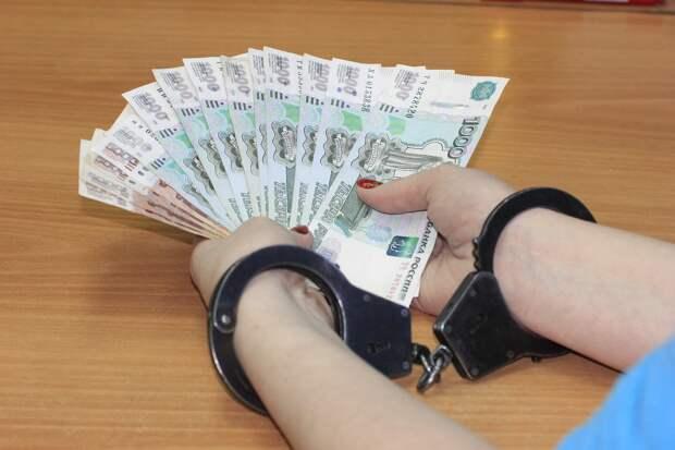 10 лет тюрьмы грозит бухгалтеру из Воткинска за присвоение более 2 млн рублей
