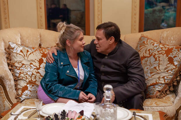 Валентина Мазунина: «Я совсем не из стендапа»
