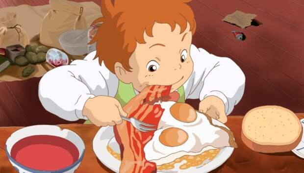 Отличная идея, как накормить капризного ребенка: японка готовит блюда из мультфильмов Миядзаки
