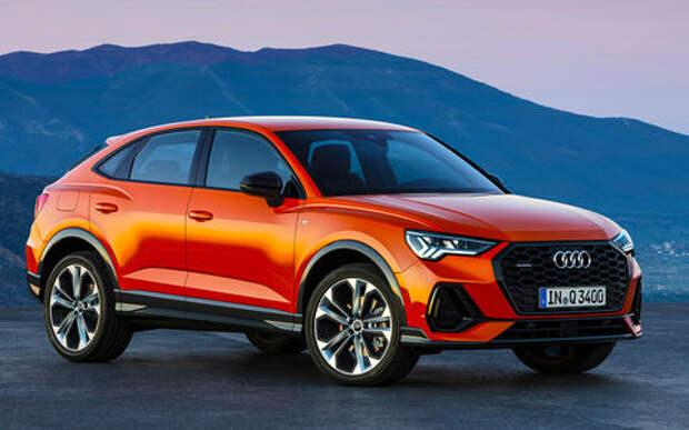 Еще один Sportback: все отличия такой Audi от обычной Q3