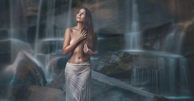 Нежная эротика фотохудожника Евгения Лозы