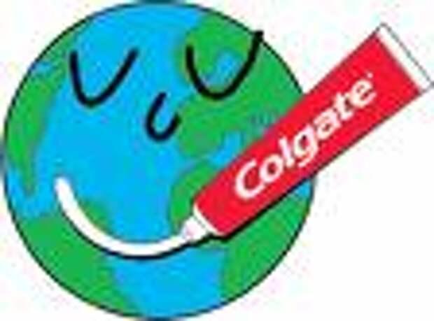 Colgate: оставь по зубу всяк сюда входящий