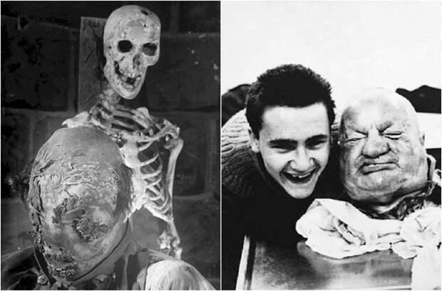 15 странных и жутких фотографий из прошлого, от которых в жилах стынет кровь
