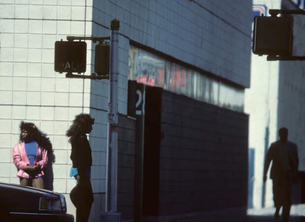 проститутки в Нью-Йорке 1980 3
