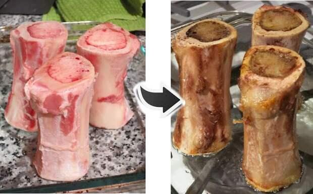 10 полезных советов про свиные и говяжьи кости