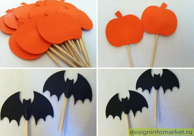 ВЫ ОБЯЗАНЫ ЭТО УВИДЕТЬ!!!!!!♥Оригинальные идеи для декора дома в Хэллоуин♥