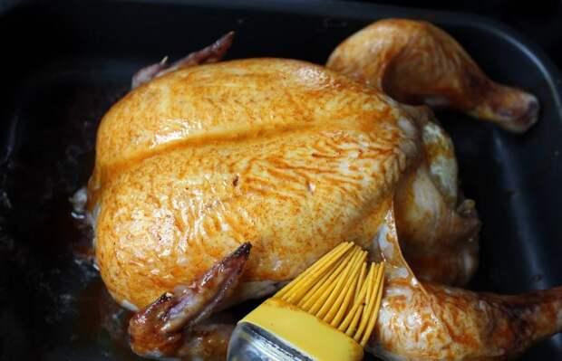 Как сохранить почти все соки в запеченной курице: метод всемирно известного повара