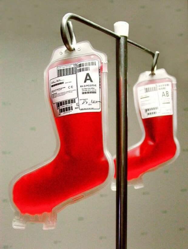 Новый год в больнице (подборка)