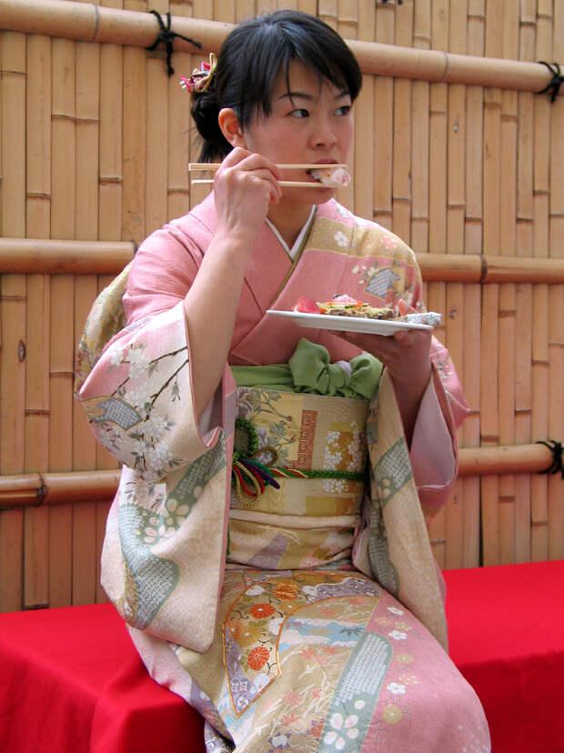 Секреты похудения японцев