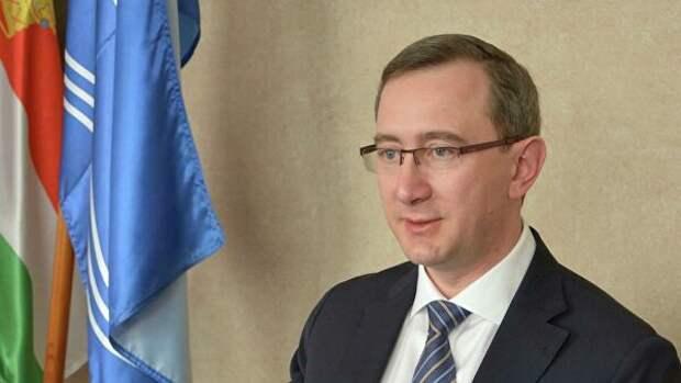 ЕР выдвинула Шапшу кандидатом на выборы губернатора Калужской области