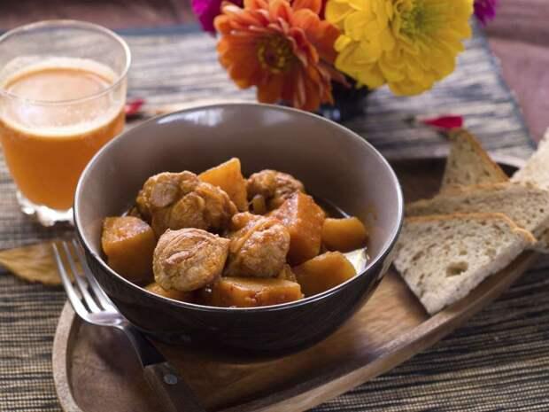 Гуляш (Венгрия) блюдо, еда, туризм