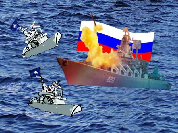 Россия предупредила США об уничтожении флота НАТО в Баренцевом море в случае угрозе безопасности РФ - сообщает Sohu