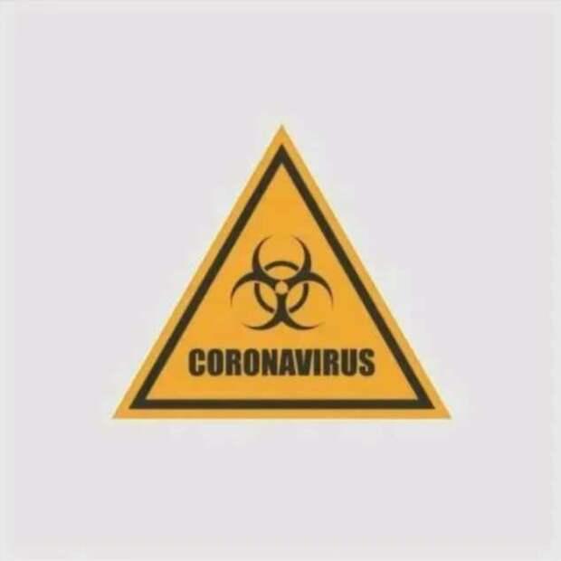 Предупреждающие таблички по коронавирусу. Подборкаchert-poberi-tablichki-koronavirus-03120211092020-9 картинка chert-poberi-tablichki-koronavirus-03120211092020-9
