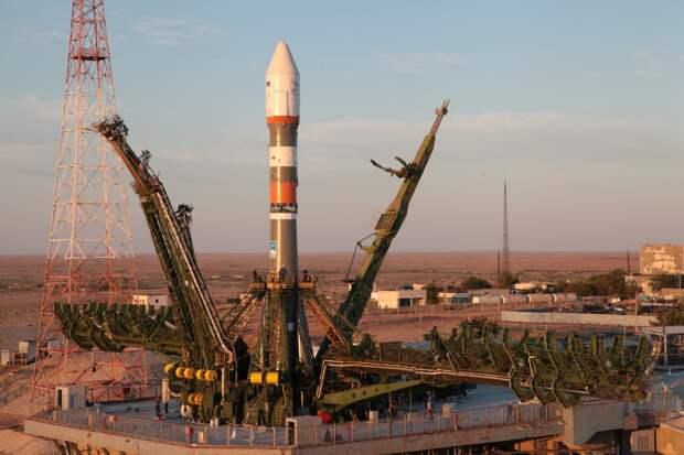 Роскосмос предложил NASA помочь доставить груз на МКС
